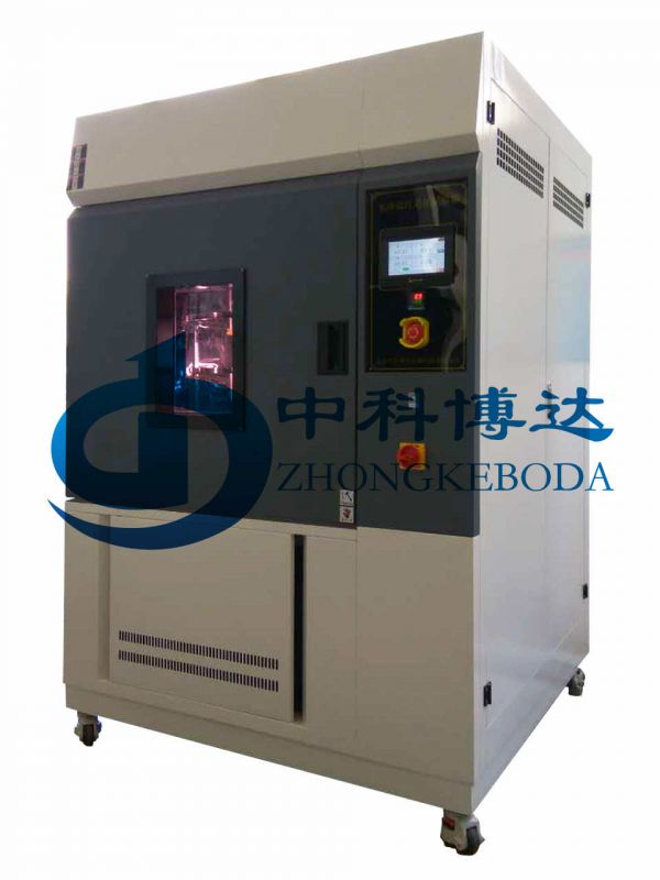 水冷氙灯老化试验箱主要技术参数资料